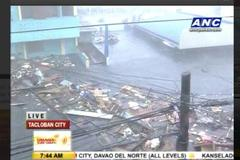 Ormoc City, Tolosa, Dulag: Power Outages, Damage in Leyte After Typhoon Yolanda Hits